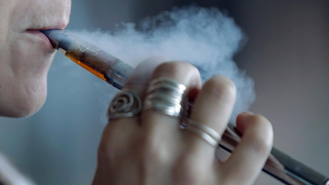 FOX Business' Kennedy says she's glad the Trump administration resisted the urge to implement a blanket ban on vaping after health scares.