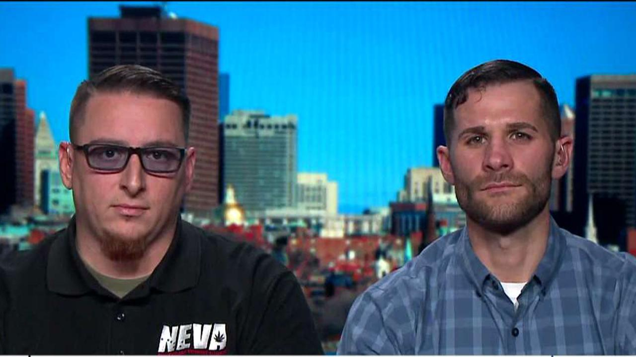 New England Veterans Alliance USA founder Derek Coultier and retired United States Army veteran Shawn Reardon discuss the non-profit organization that supports rehabilitating veterans and the use of marijuana in all forms.