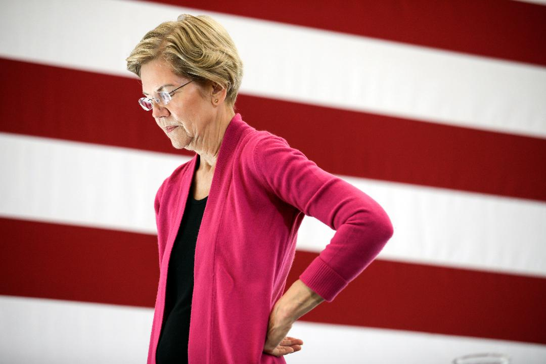 Elizabeth Warren's Medicare-for-all plan is reportedly funded completely by employers. FOX Business' Hillary Vaughn with more.