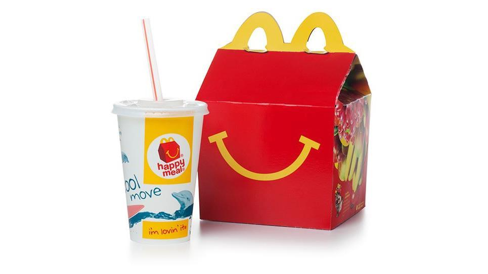 Former McDonald's CEO Ed Rensi discusses the removal of plastic toys from McDonald's Happy Meals and the 35th anniversary of his serving the company's 50 billionth hamburger.