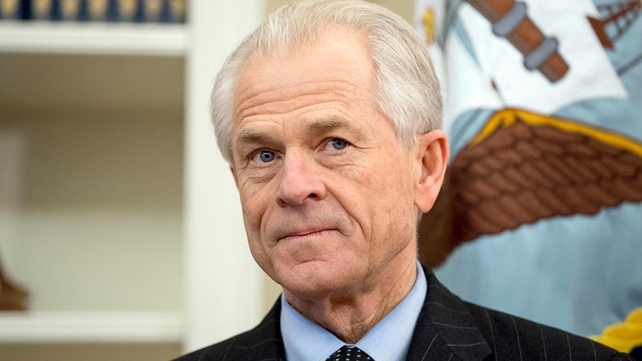 White House trade adviser Peter Navarro responds to reports that U.S.-China trade talks have hit a snag and says everyone should 'stop listening to the rumors.'