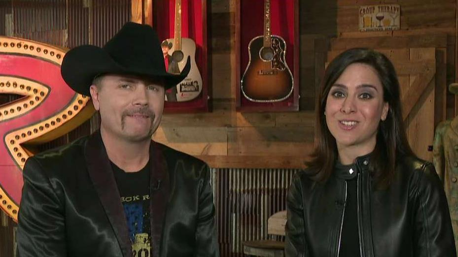 Country music star John Rich discusses the American dream and the experience he tries to create at his Nashville bar -- Redneck Riviera -- with FOX Business' Jackie DeAngelis ahead of the Country Music Awards.