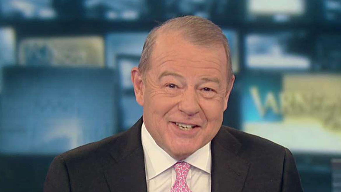 FOX Business' Stuart Varney on record stock market growth and how investors are reading the winds of politics to see that President Trump will not be removed from office.