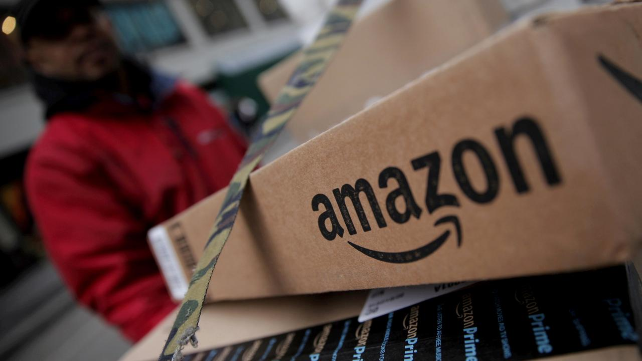 Amazon gears up for the holiday season with quick delivery on millions of items. FOX Business' Ashley Webster with more.