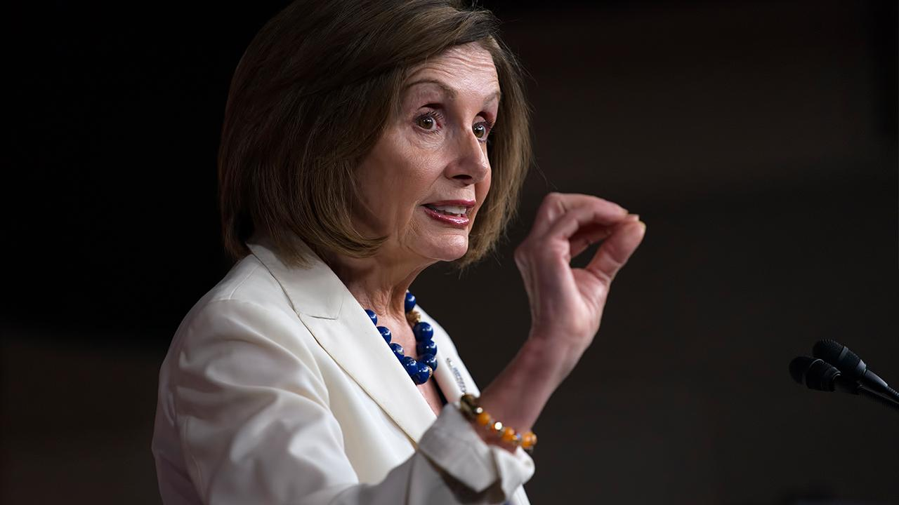 Trump 2020 senior legal adviser Jenna Ellis and radio talk show host Rashad Richey discuss Speaker of the House Nancy Pelosi not putting USMCA to a vote and former New York City Mayor Michael Bloomberg entering the 2020 presidential race.