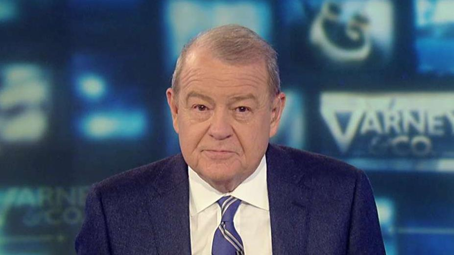 FOX Business' Stuart Varney on the House Democrats' push for impeachment as the stock market rises and Americans prosper.