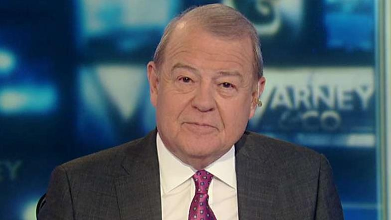 FOX Business' Stuart Varney on Michael Bloomberg officially entering the 2020 presidential race.