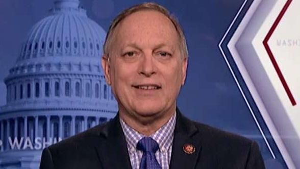 House Judiciary committee member Rep. Andy Biggs (R-AZ) discusses the state of the economy, taxes and the impeachment inquiry.