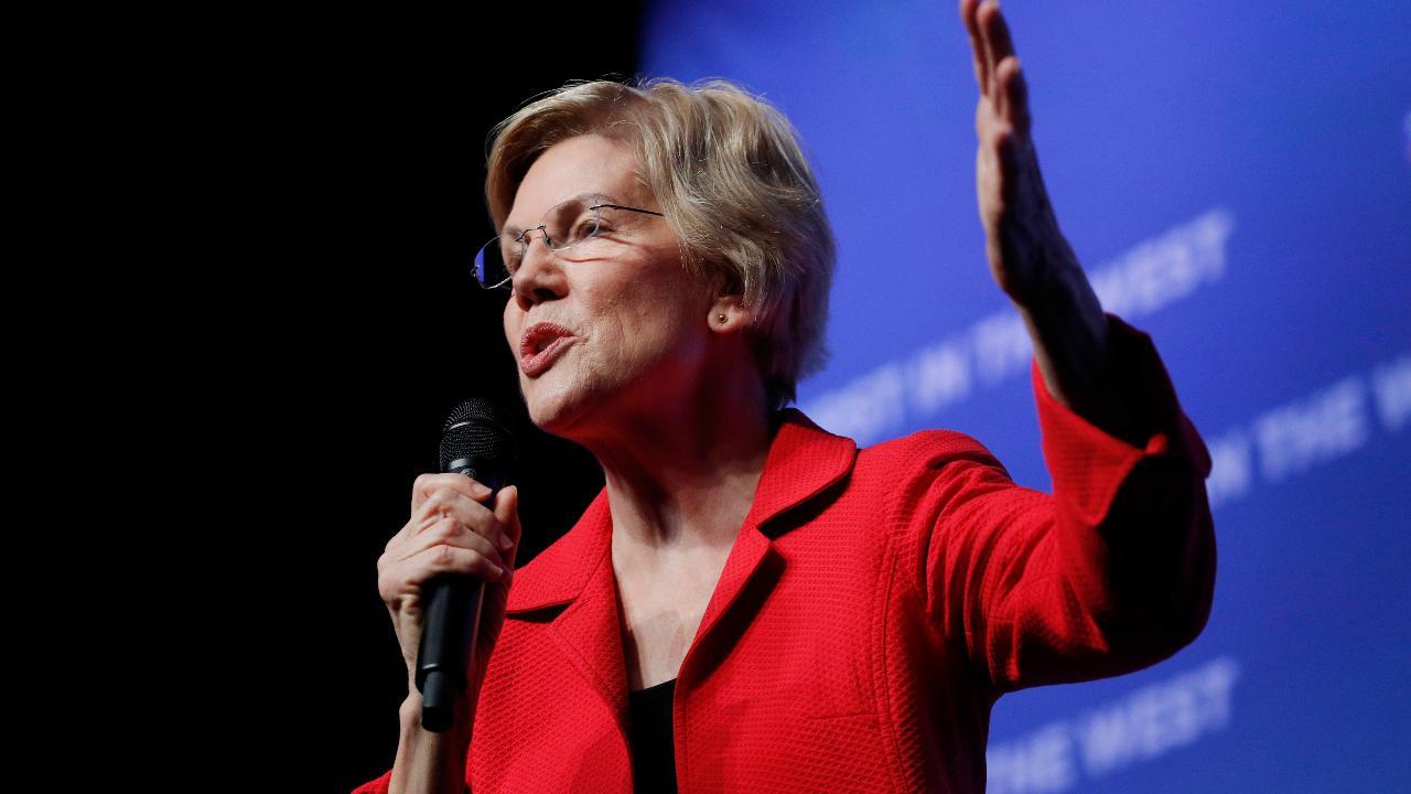 Former Bain Capital managing director Ed Conard discusses Elizabeth Warren's 2020 campaign and the European economy.