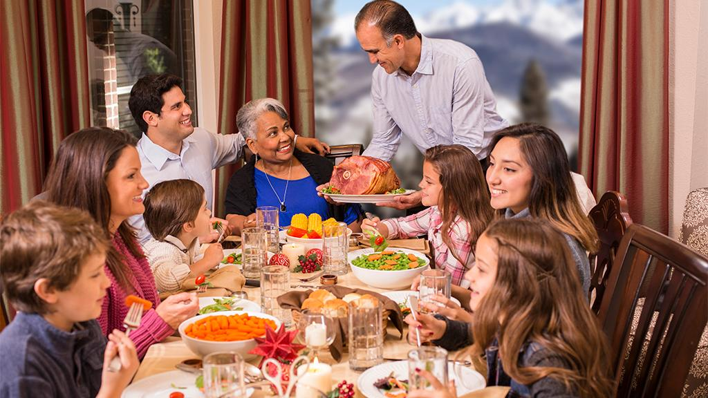 Family therapist Tom Kersting gives his tips on how to talk about politics this holiday season, including remembering you're an adult and drinking responsibly.