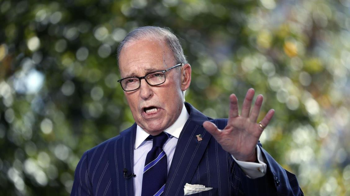 National Economic Council Director Larry Kudlow discusses the strong November jobs report, the administration's economic policy, and wage growth.