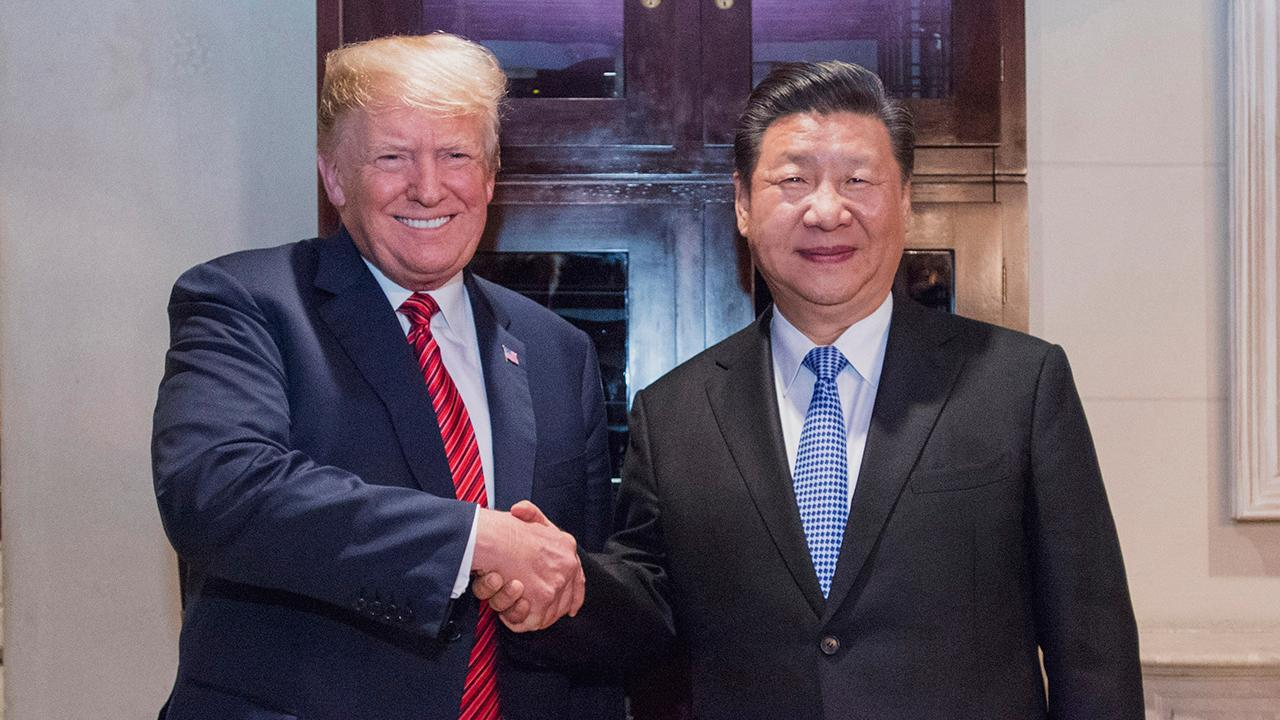 Hudson Institute Chinese strategy director Dr. Michael Pillsbury discusses the influential power President Trump has on China and explains why China will abide by a phase one trade deal if it's in its interest.
