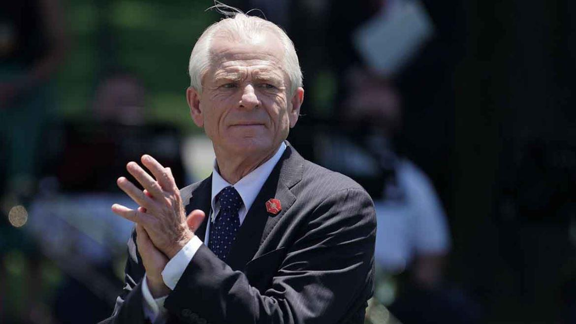 Trump adviser Peter Navarro discusses the potential for a trade agreement with America's ninth-largest trading partner.