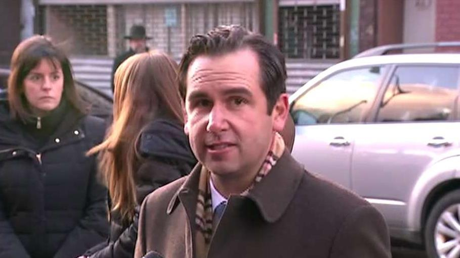 Fox News' Bryan Llenas reports from Jersey City.