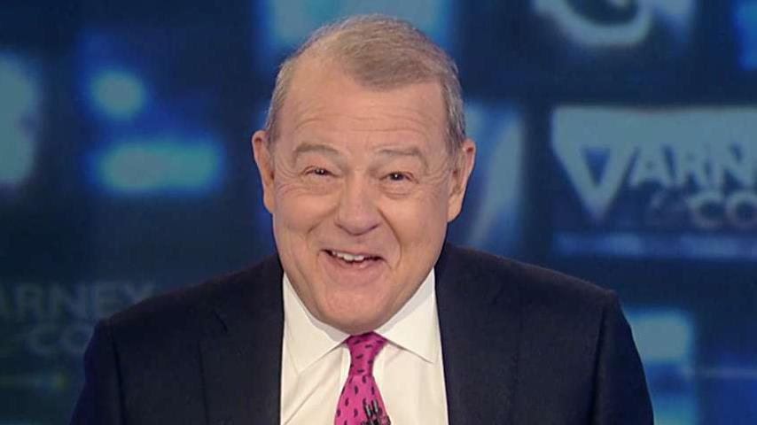 FOX Business' Stuart Varney on how despite the economic prosperity of the holiday season, Democrats want to end it with impeachment.
