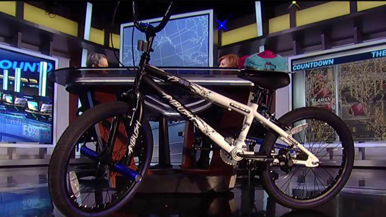 Kent International CEO Arnold Kamler, who is the biggest U.S. bike manufacturer, discusses his company raising its prices this holiday season due to the China trade war.