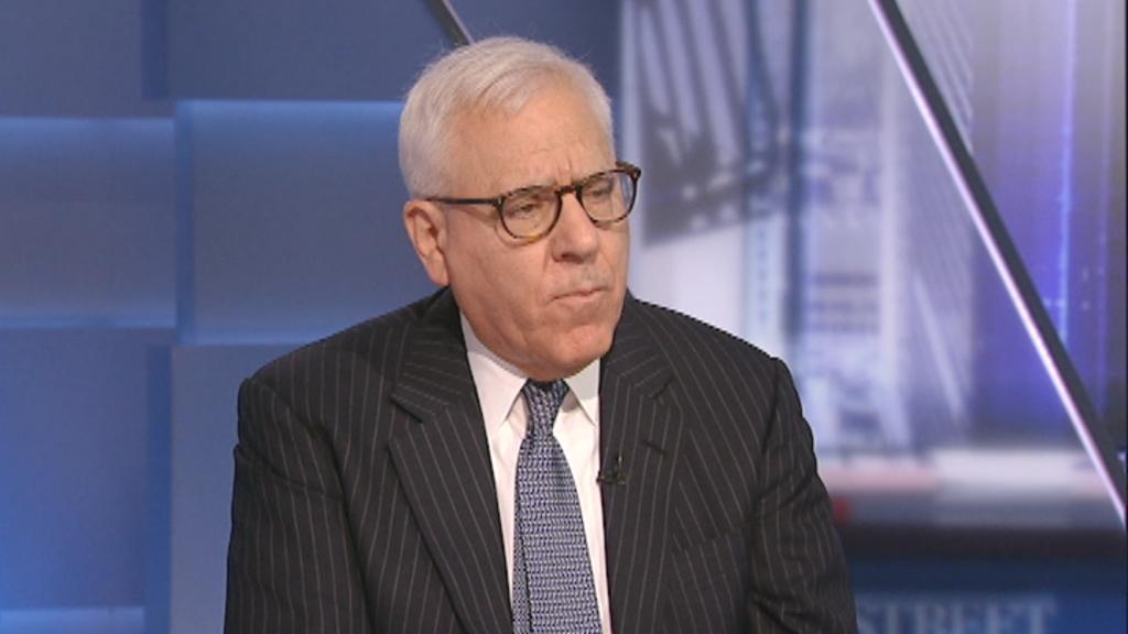 'I listen to it all the time, and I continue to hope that she'll perform great music,' The Carlyle Group co-founder and co-chairman David Rubenstein tells FOX Business' Maria Bartiromo.