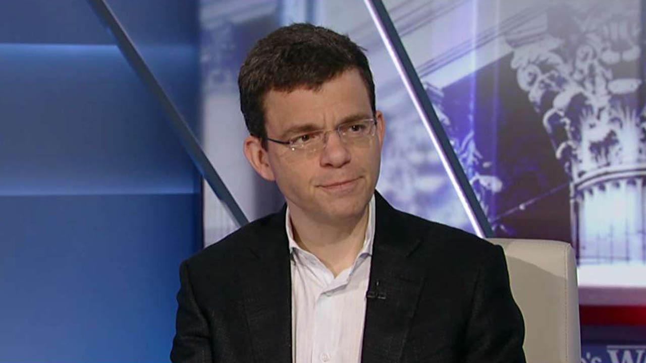 PayPal co-founder and Affirm CEO and co-founder Max Levchin discusses the future of digital currency and his company, Affirm. He says Affirm has gained young consumers' trust over traditional banks by aiming to be transparent, with features like no overdraft fees.