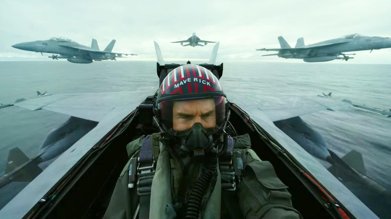 FOX Business' Susan Li discusses the launch of the 'Top Gun' sequel, 'Top Gun: Maverick.'