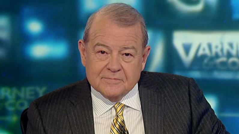 FOX Business' Stuart Varney on the difference between the media's society and the reality of American's moving on from politics.