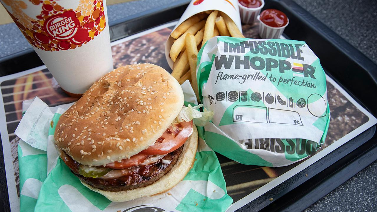 Fox News Headlines 24/7 radio's Brett Larson talks about Burger King's travel delay giveaway.
