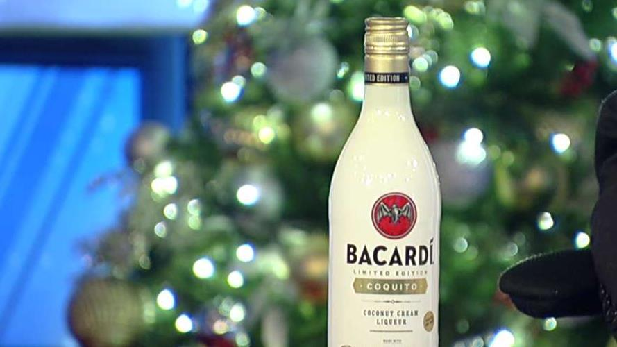 Bacardi Rums president Ned Duggan talks about the history of traditional Christmas drink Coquito and how Bacardi is bottling it.