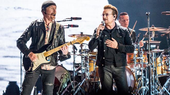 U2 grossed the most money touring in the past 10 years, followed by The Rolling Stones and Ed Sheeran. FOX Business' Lauren Simonetti with more.
