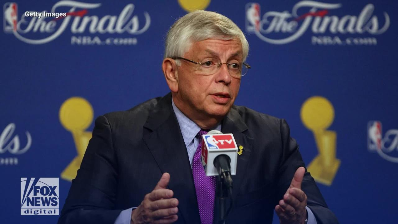 Ex-NBA Commissioner David Stern was hospitalized following emergency surgery to treat a sudden hemorrhage.