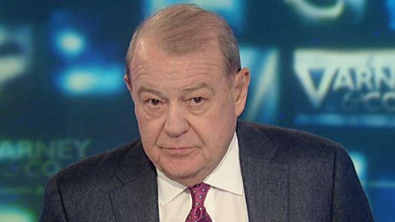 FOX Business' Stuart Varney on Democrats shaming success in business.