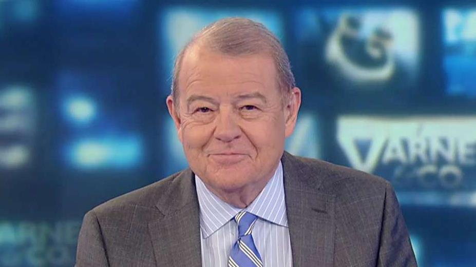 """FOX Business' Stuart Varney on the controversy stirred by Peloton's """"sexist"""" commercial."""