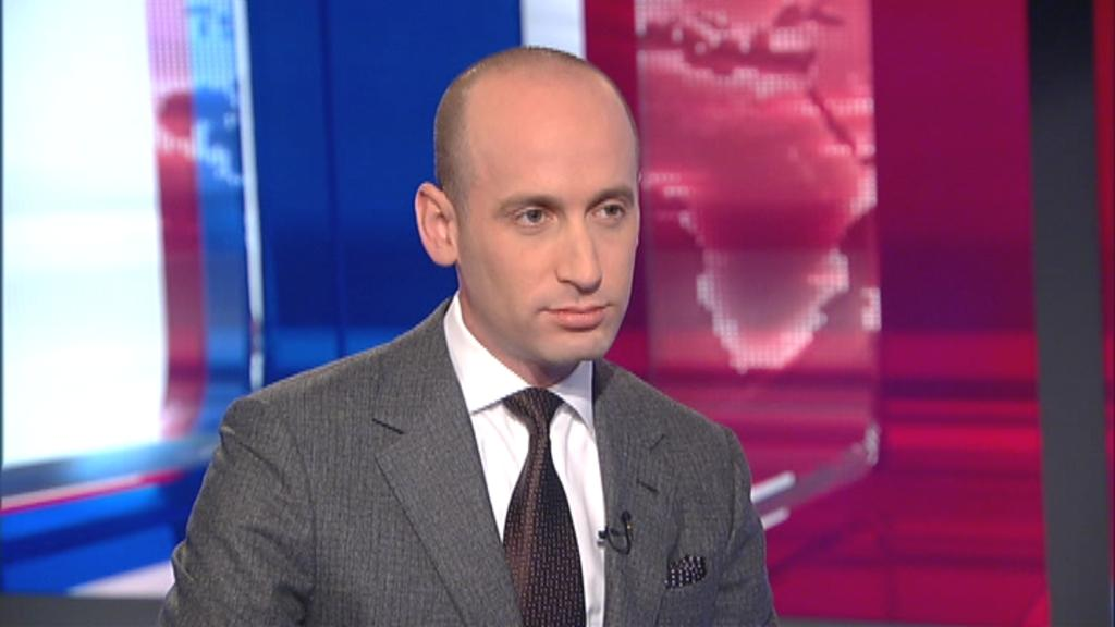 Trump senior policy adviser Stephen Miller addresses accusations that he is a white nationalist.