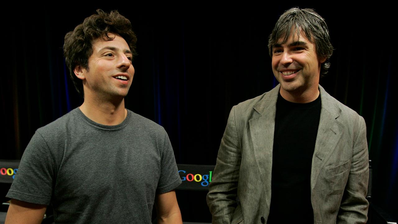 FOX Business Briefs: Google co-founders Larry Page and Sergey Brin are stepping down from their role's at parent company Alphabet; Nintendo set to launch their Switch device in China.