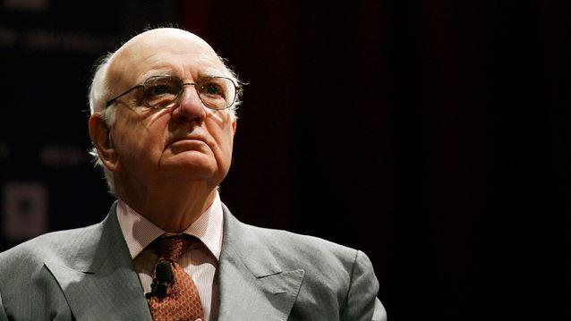 Former Federal Reserve Chairman Paul Volcker, who waged war on inflation in the early 1980s, has died at the age of 92. FOX Business' Stuart Varney with more.