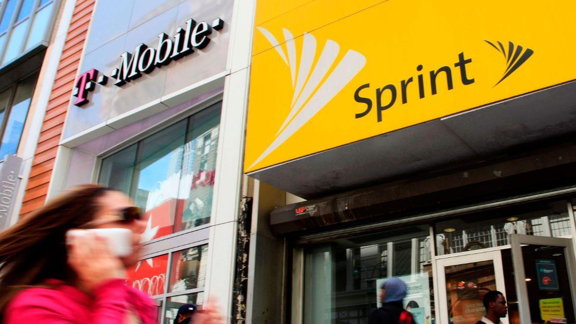 Attorneys general from Democratic states are questioning whether the Department of Justice did its job in approving the merger of T-Mobile and Sprint. FOX Business' Deirdre Bolton with more.