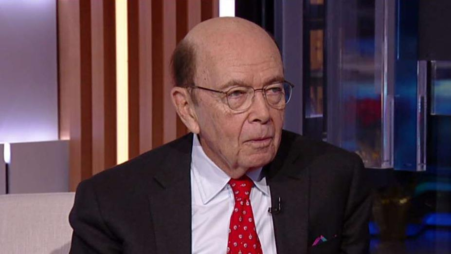 Commerce Secretary Wilbur Ross discusses the alterations made to the USMCA deal by the House and the timing of a vote on the trade pact.