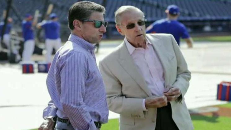 Former Miami Marlins president David Samson talks about Steve Cohen's reported interest in buying the New York Mets.