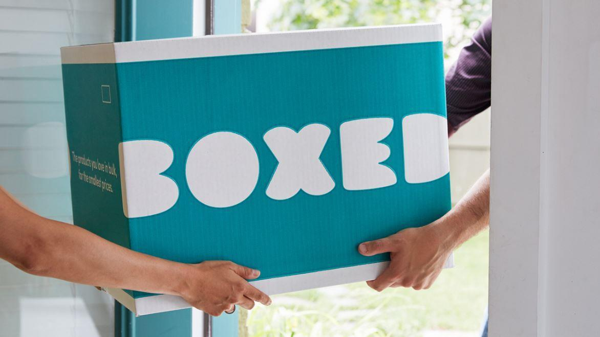 Boxed CEO Chieh Huang discusses online retail as shopping season kicks off, delivery services given poor weather conditions, the future of online retail, and his company remaining private.