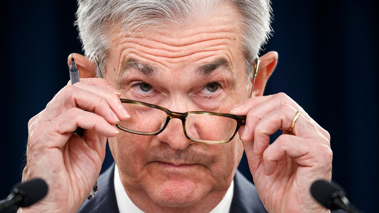 Federal Reserve chair Jerome Powell says globalization can contribute to slower wage gains, and that maybe the job market isn't as tight as people think.