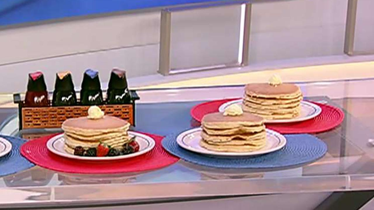 IHOP president Jay Johns discusses Flip'd by IHOP, a fast-casual food concept.