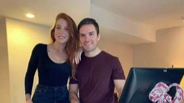 FOX Business' Kristina Partsinevelos reports on the husband from the controversial Peloton commercial got his girlfriend in real life a Peloton.