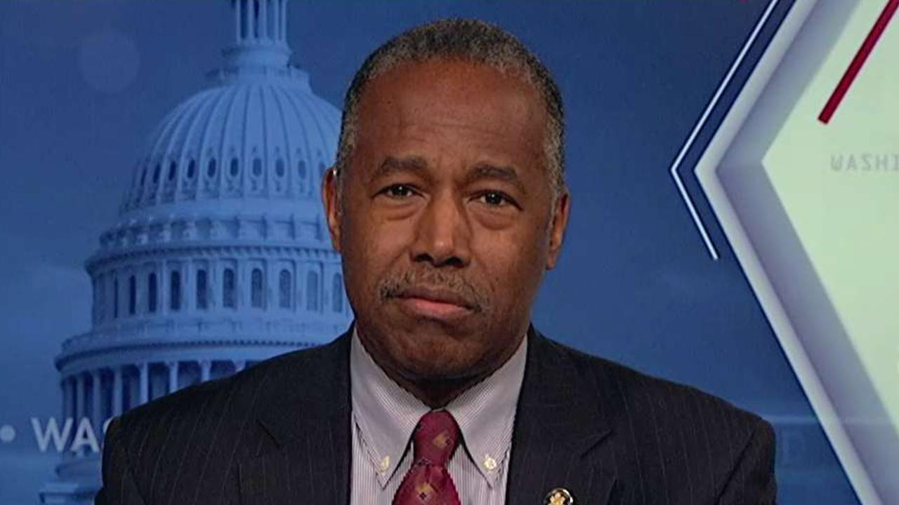Housing and Urban Development Secretary Ben Carson joins FOX Business to discuss America's homelessness crisis.