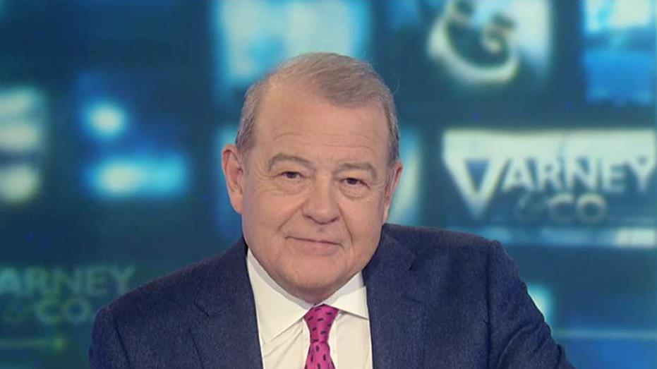"FOX Business' Stuart Varney on the history-making news that is making this month a ""December to remember."""