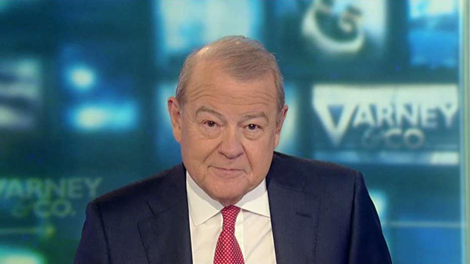 FOX Business' Stuart Varney on the House impeachment push's backfiring on Democrats and leading to increased support for President Trump.