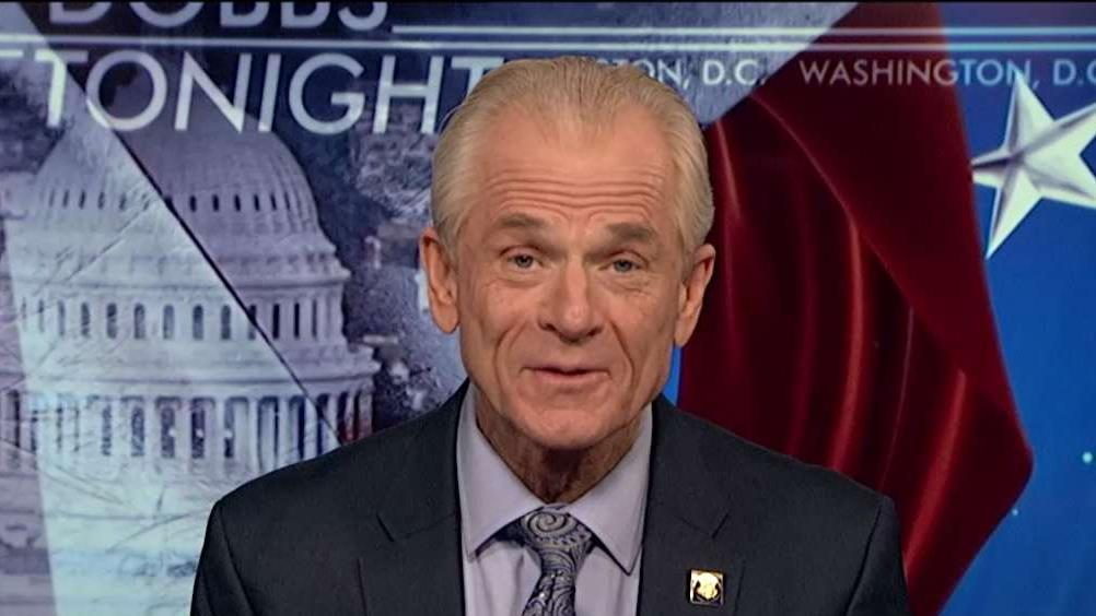 White House trade adviser Peter Navarro discusses why a possible U.S.-China trade deal must be 'great.'