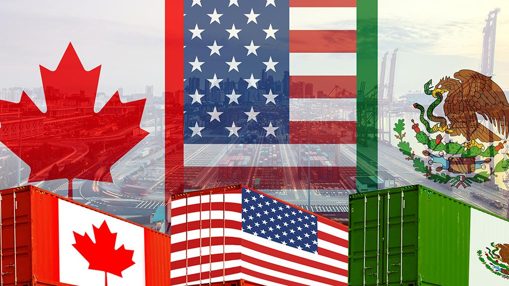 FOX Business' Edward Lawrence reports that a USMCA House vote could happen as early as this week.