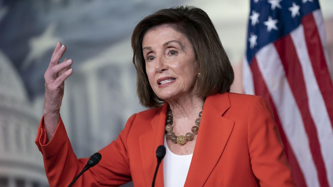 Speaker of the House Nancy Pelosi announces House Democrats' agreement to a an updated version of the USMCA trade deal.