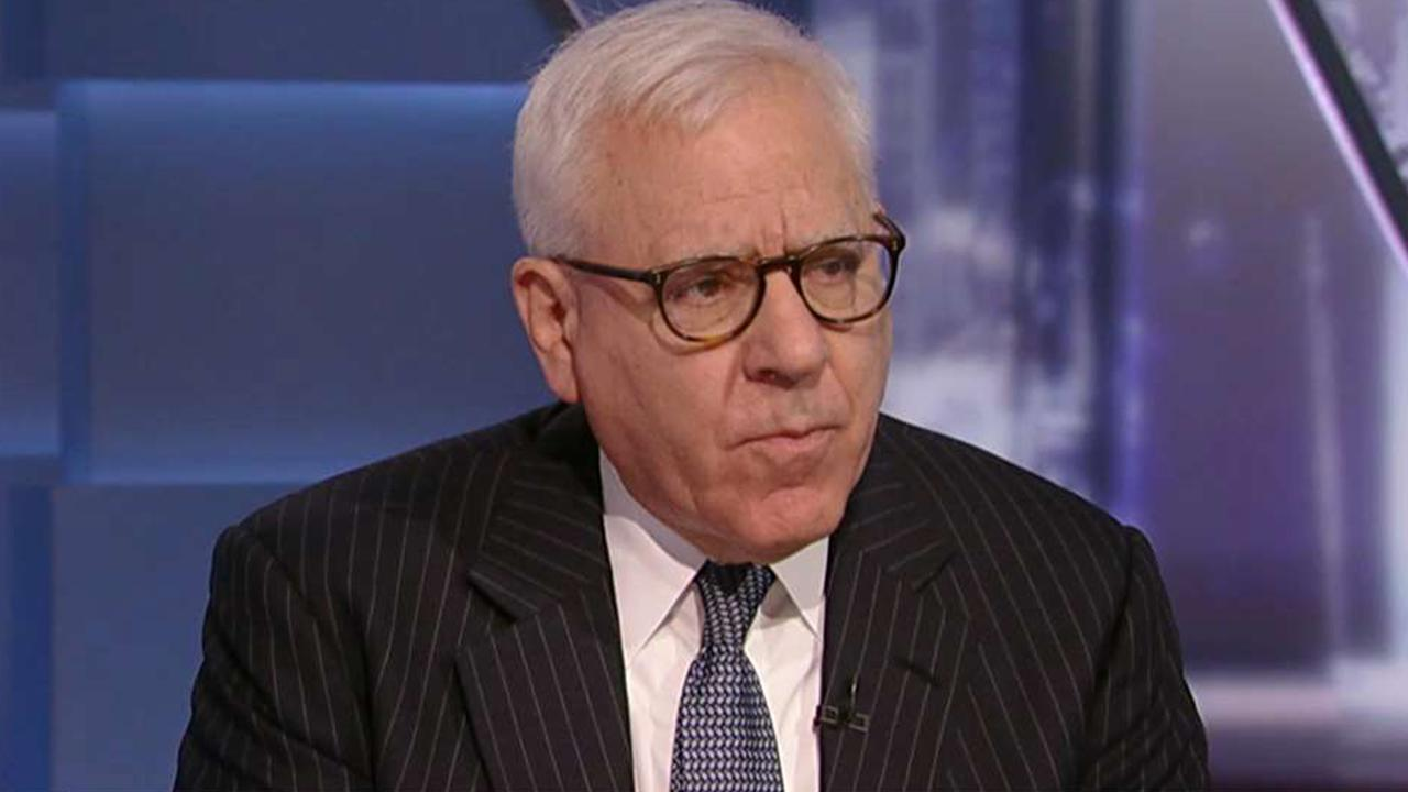 The Carlyle Group co-founder and co-executive chairman David Rubenstein discusses U.S. employment, trade, the upcoming presidential election and his outlook for the 2020 economy.