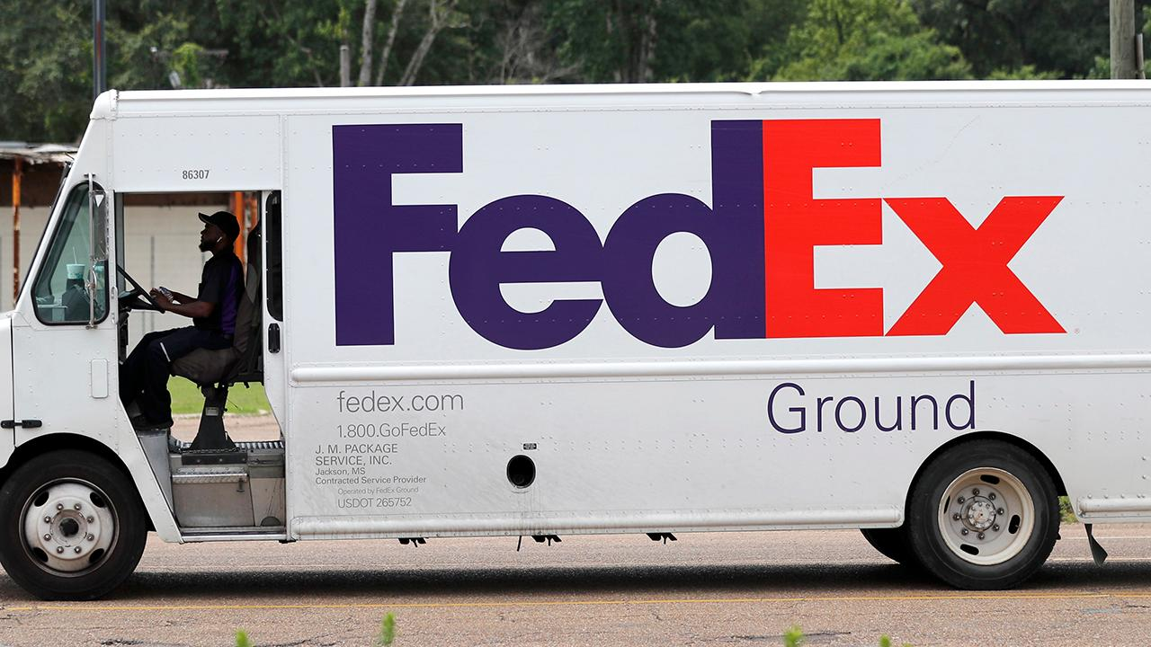 Ryan Patel of the Drucker School of Management on Amazon not using FedEx for U.S. deliveries.