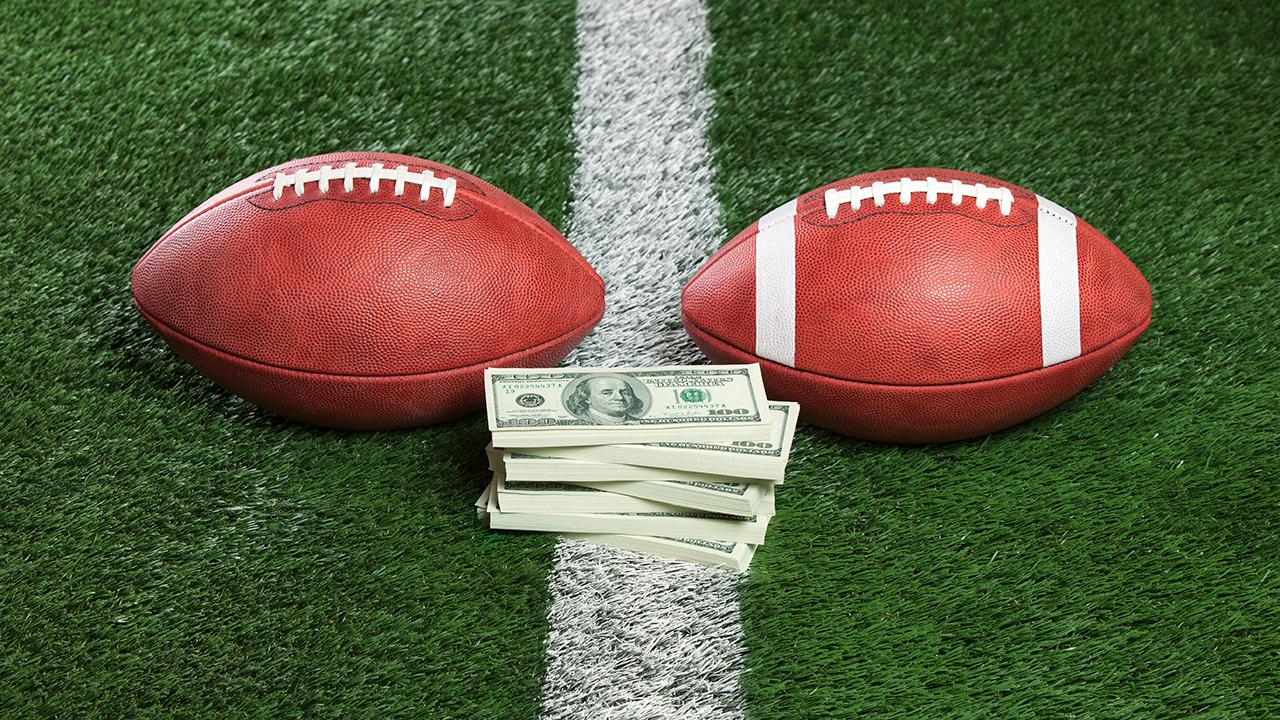 Former NFL player Jack Brewer discusses the massive payouts college bowl sponsors bring to the game.