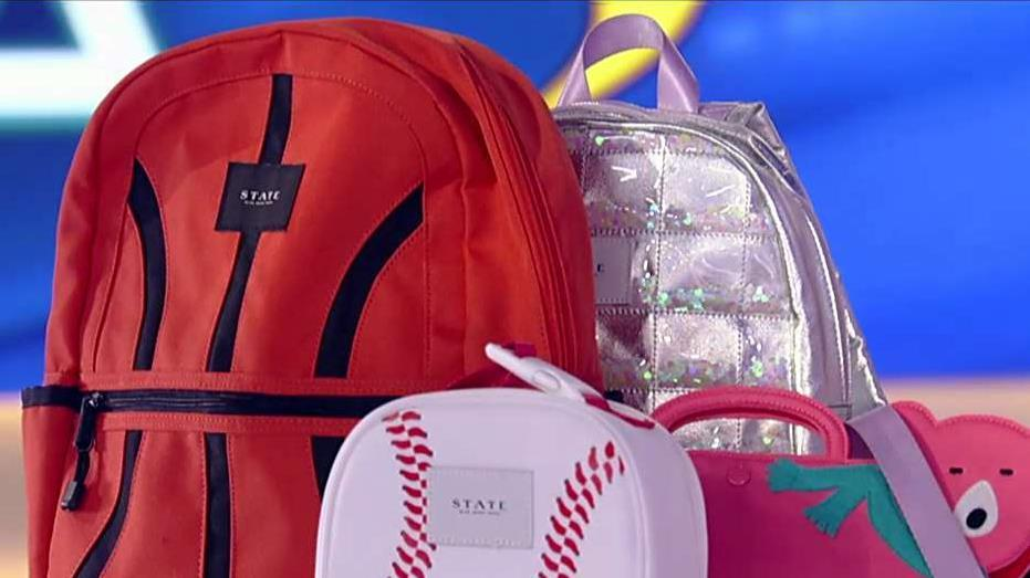 State Bags co-founder Scot Tatelman discusses his New York-based bag company and its donation of revenue to those in need.